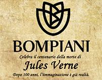 Bompiani. Centenario della morte di Jules Verne.
