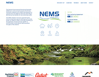 National Environmental Monitoring Standards Web