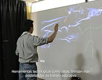 Tecnología interactiva para inclusión. Caso