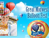 Midwest Balloon Fest Facebook Advertisements