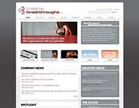 Creative Breakthroughs website