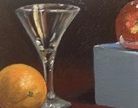 Martini Still Life