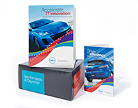 Dell Compellent - Executive direct mail promotion