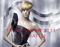 Wella Trend Vision 2011 - The Battle