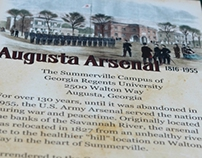 Augusta Arsenal Rack Card