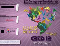 CBTD12 congresso Brasileiro de T&D