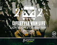 22 Lifestyle Van Life Lightroom and Camera Raw Presets