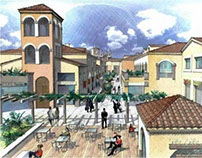 """Centro Comercial """"Los Belones"""". Murcia"""