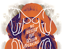 Not design but design speaking