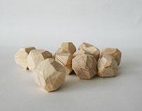 Wood stones