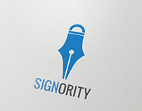 Signority Logo Development