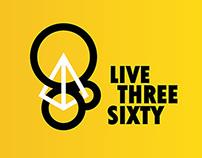 Live Three Sixty - Logo Designing