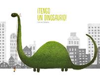 ¡Tengo un dinosaurio!