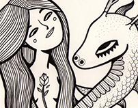 """SANT JORDI 2013 """"La princesa que estimava el Drac"""""""
