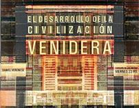 Afiche (El desarrollo de la civilización venidera)