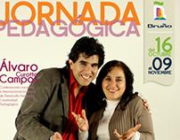 Jornada Pedagógica - Bruño