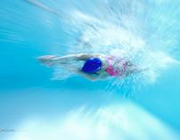 Swimming – Underwater Action