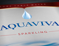 Aquaviva water packaging