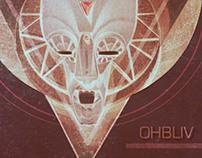 OHBLIV's New Album art