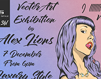 VECTOR ART EXHIBITION