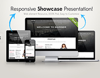 Barrier- Responsive HTML5/CSS3 Resume Template
