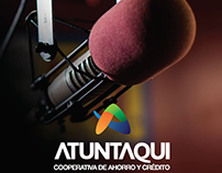 Cooperativa Atuntaqui cuñas y jingles