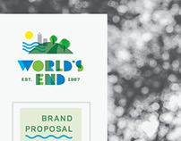 World's End brand proposal