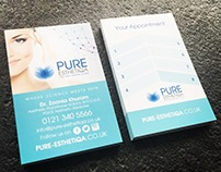 Pure Esthetiqa medical clinic brand