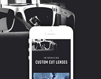 Revant Optics | Custom Cut Product Launch