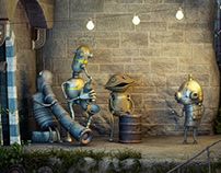 Machinarium CG