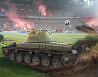 World of Tanks Football Mode
