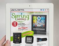 AcuRite digital marketing