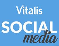 Vitalis - Social Media Content