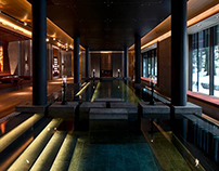 Chedi Andermatt Hotel - Switzerland