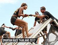 Spartan Race Thailand 2017