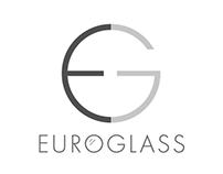 Euroglass Logo Design