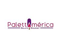 Palettamerica Logo animado