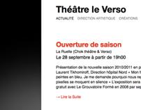 Théâtre le Verso