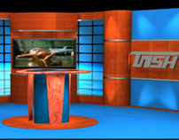 TNSH - BROADCAST SET DESIGN
