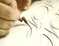 Copperlove Font