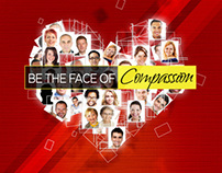 Be The Face of Compassion Campaign