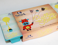 PACKAGING: Stork Butter Sticks