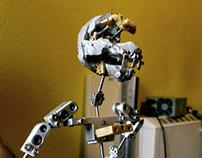 Mechanical Puppet Head