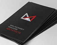 Malakowsky Maguire Architects | Brand Identity