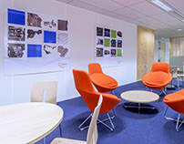 Visteon Engineering Services Office design project