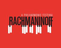 Rachmaninoff Festival | branding
