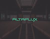 Altaflux branding