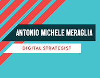 Personal Video Style Guide - Antonio Michele Meraglia