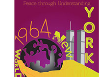 1964 World's Fair Poster Project