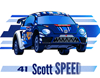 41 Scott Speed